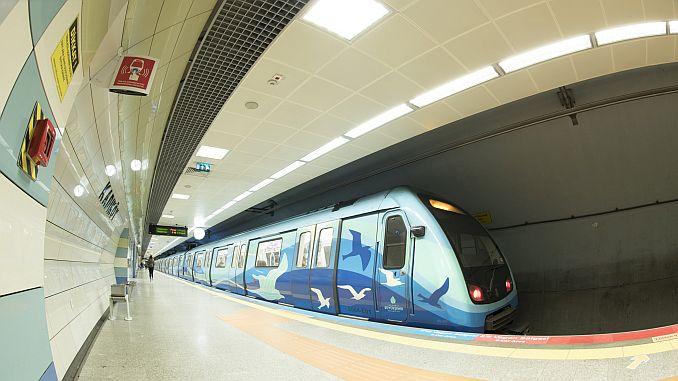 Javni prijevoz u Istanbulu