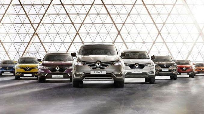Renault Group kauft angebotene Fiat Chrysler Automobile