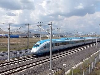 the result of the tender work of catluk catenary poles between ankara and eskisehir