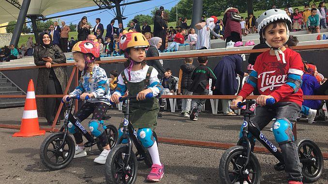 Значительная активность в Айцичегийской велосипедной долине