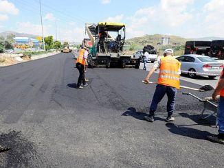 il presidente ha mantenuto una parola più lenta quota di partecipazione asfalto rimosso