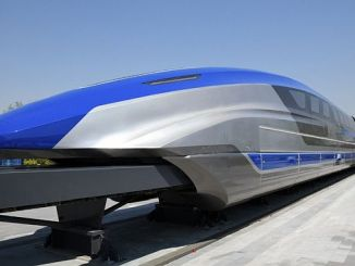 джин въвежда влак прототип ще отиде бързо в километри в час