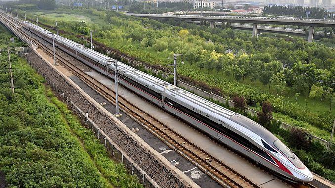 Milliarden-Dollar-Finanzierung für das erste private Zugprojekt