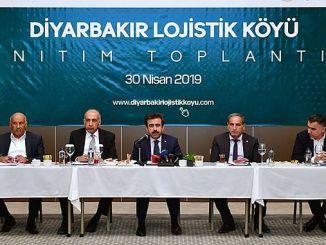 Das diyarbakir-logistiktreffen wurde abgehalten