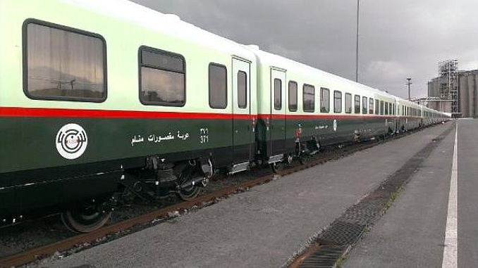 wagons manufactured for iraq railways
