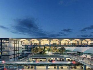 аэропорт Стамбул поле праздничной кампании