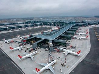Istanbul airport does not run out of shortcomings