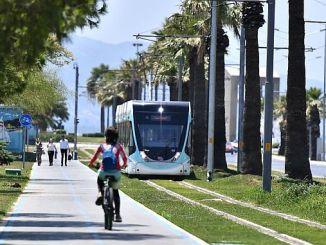 Измирская трамвайная линия