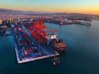 ефекта от кризата в пристанище Мерсин