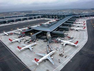 миллион пассажиров перевезли по воздуху в апреле
