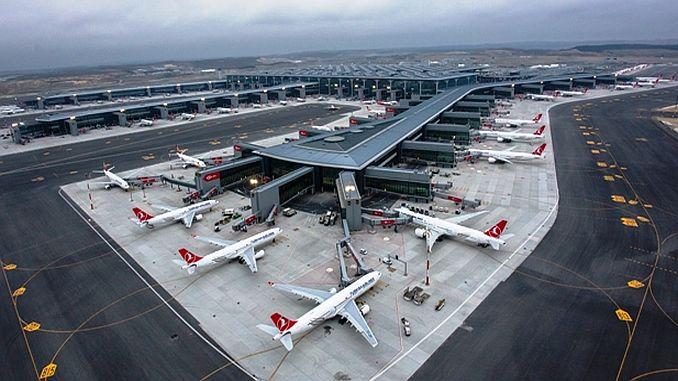 Millones de pasajeros trasladados por aire en abril.