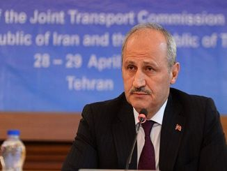 Iran will partner with each other on transportation turkey