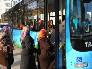 التعديل رمضان لtrabzonda النقل العام