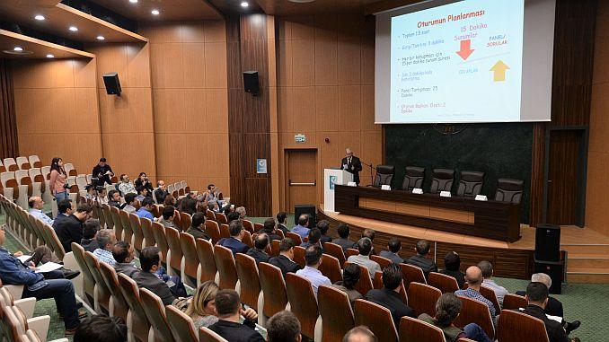 turkiyenin Energy Solutions Workshop и подреждане панел беше в моя BUTEKOM