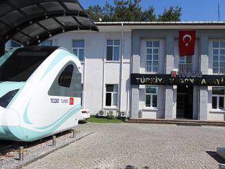TÜVASAŞ आदान मोठ्या औद्योगिक स्थापना turkiyenin