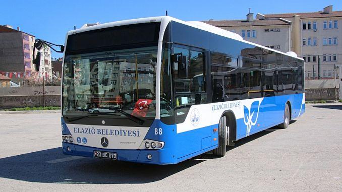 Bus service to ulukentten city hospital started
