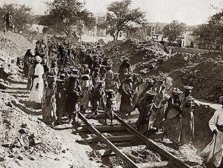 Anatolische Bagdadbahn