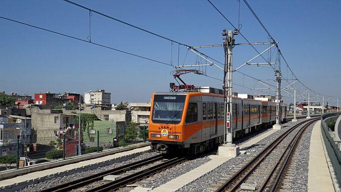 CHP  Şevkin 'Adana Rail System An Sauya zuwa Ma'aikatar