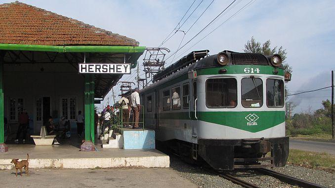 Aftale med Rusland om fornyelse af Cuba-jernbanerne