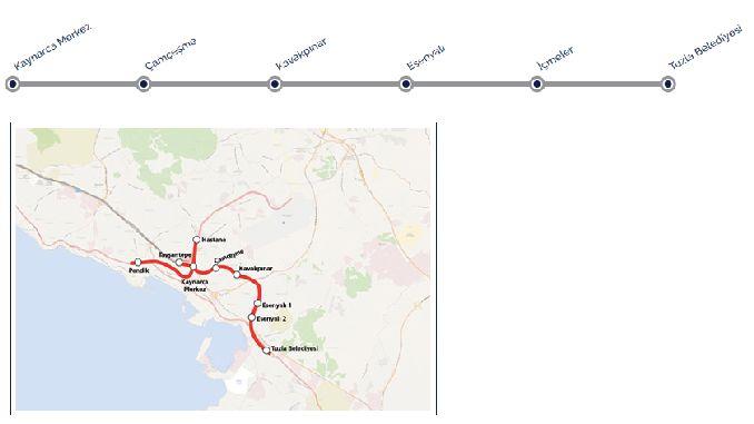 Tavşantepe Tuzla Metro Line Extension
