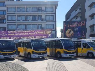 new regulation in public transport