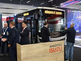 anadolu isuzu attended uitp stockholm fair organized in isvecte