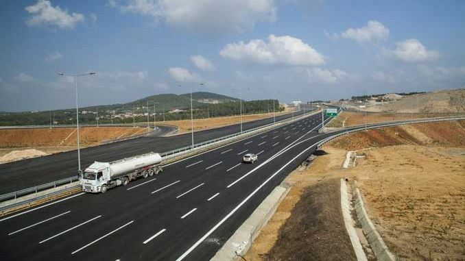 aydin denizli motorway tender approved
