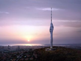 camlica tower test work will begin at the end of the year