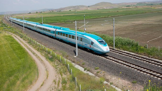 chpli sahin hatay why not included in high speed rail