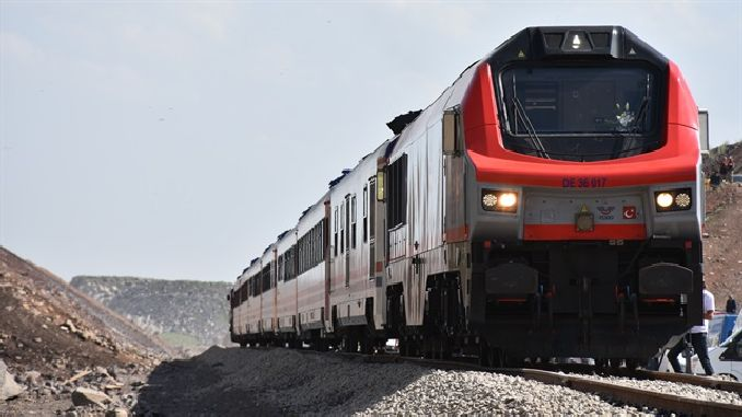 world trade accelerates with railway