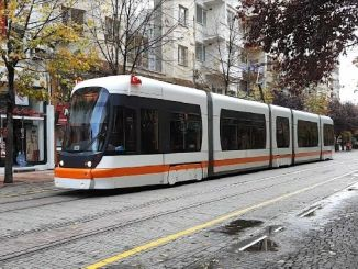 tram times in Eskisehir are changing