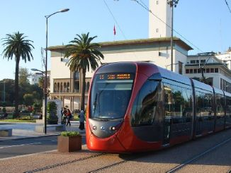 moroccan economy and rail system investments