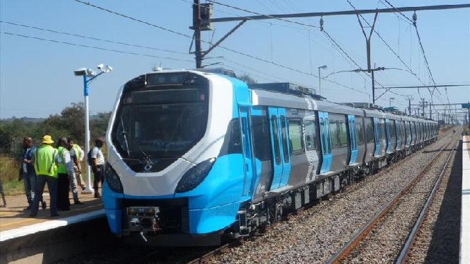 economy of the south african republic and rail system investments