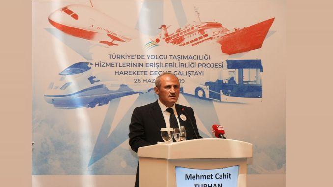 Calistayi Aktion wurde in Ankara Yht Garinda durchgeführt