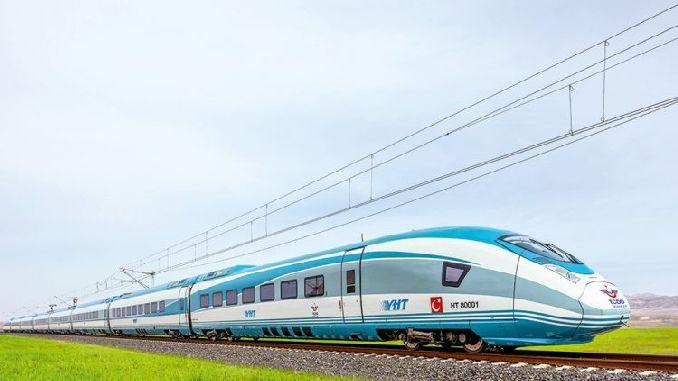 Sivas turkey was fourth thanks to high-speed rail