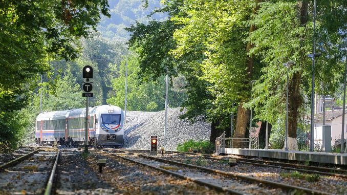 Irmak zonguldak railway line km at the bottom of the tender result