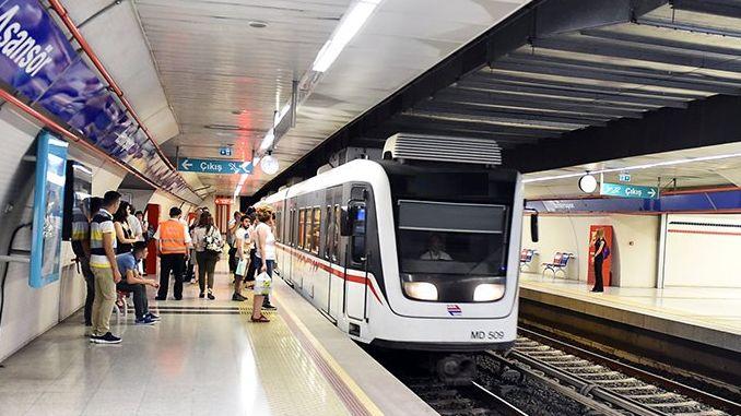 izmire bir metro hatti daha geliyor