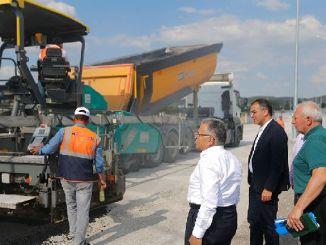 kayseri temmuz bulvarina bin ton asfalt kullanilacak