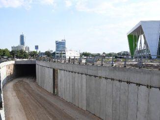 konya ny yht station nedre gate konstruktion procentdel af konstruktionen er afsluttet