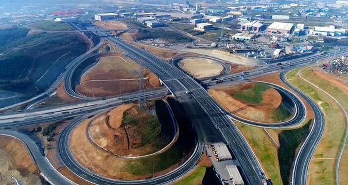 north jarmara highway junction opens