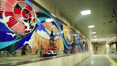 m uskudar cekmekoy metro line std original