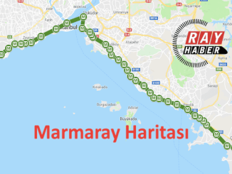 Map of Marmaray