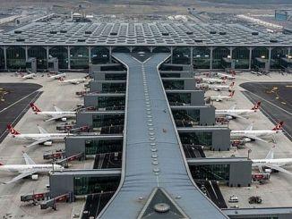 استخدام mayisda مطار اسطنبول أكثر من مليون مسافر