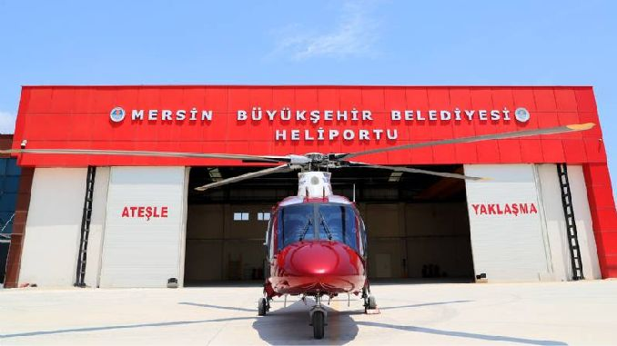 air taxi service in Mersin