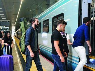 million thousand passengers moved by rail in Ramadan