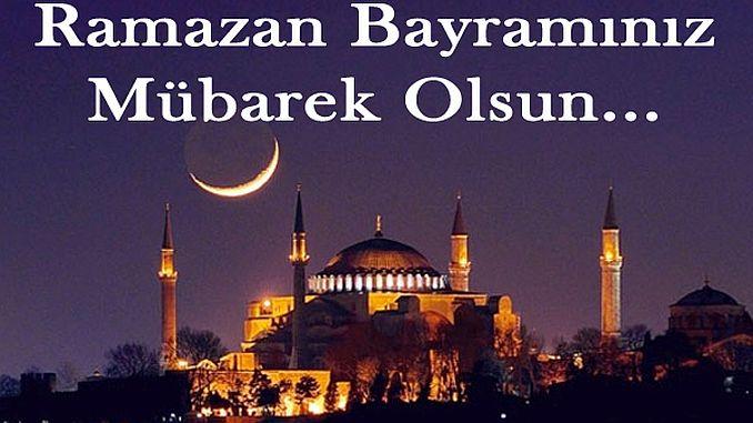 Du får velsignet Ramadan bayraminiz