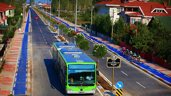transportation to students in sakarya exam day free