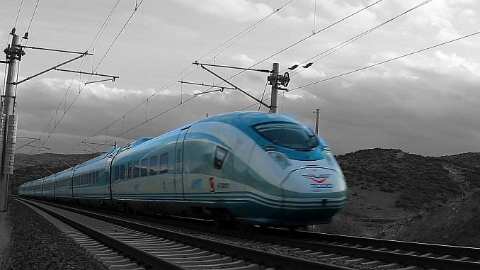 samsun batum railway speed gain