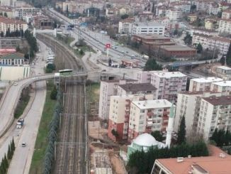 drivers attention izmit mevlana junction new traffic arrangement