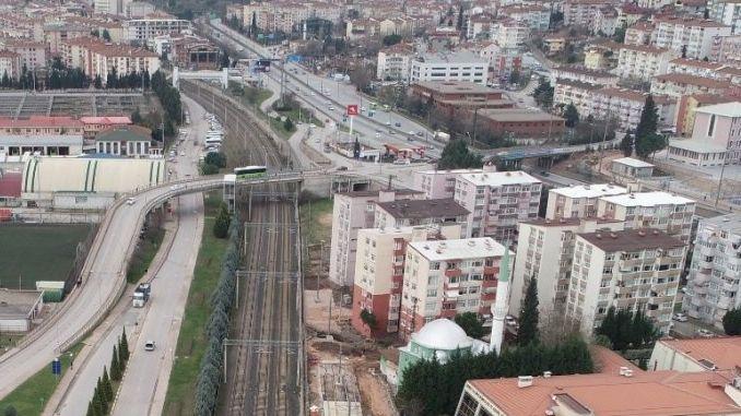 drivers attention izmit mevlana junction new traffic arrangement